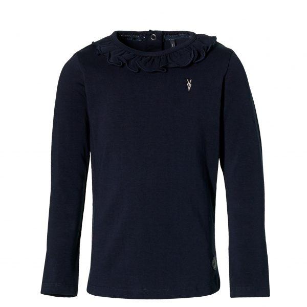 levv_t-shirt_lena-dark_blue
